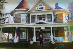 Parlor Bed and Breakfast Haunted Hotel