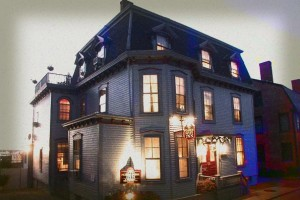 Pilgrim House Inn Haunted Hotel