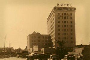 Pioneer Haunted Hotel in Tucson, AZ