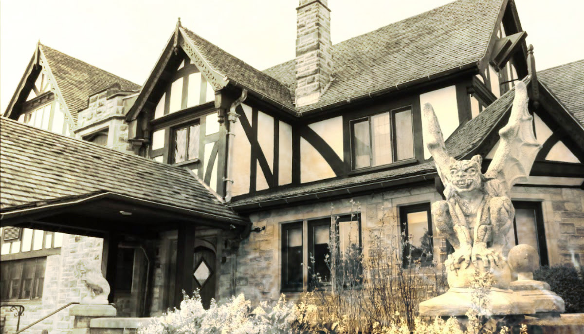 The Haunted Punderson Manor