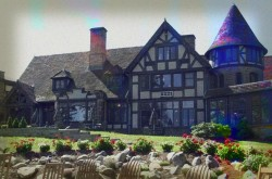 Punderson Manor Haunted Hotel