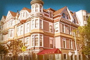 Queen Anne Haunted Hotel