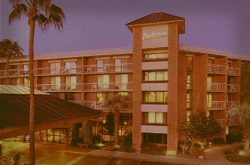 Haunted Tucson Radisson Hotel