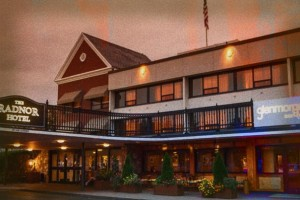 Radnor Hotel Haunted Hotel