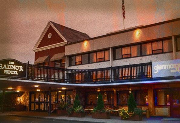 Radnor Hotel Haunted