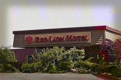 Red Lion Hotel - Pendleton Haunted Hotel