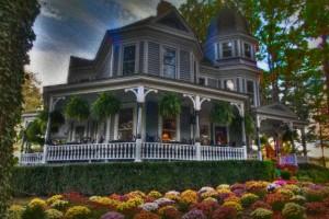 Reed House - Biltmore Village Inn Haunted Hotel