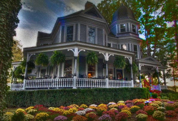 Reed House Biltmore Village Inn Frightfind