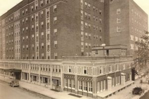 The Haunted Retlaw Plaza Hotel