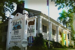 Rider's Inn Haunted Hotel