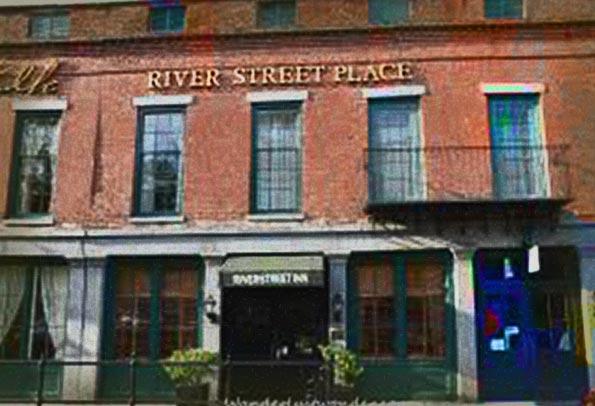 River Street Inn Haunted Hotel