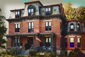 Rivercene Mansion Haunted Hotel