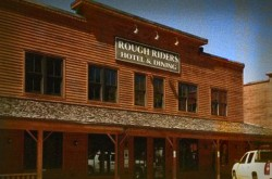 Rough Riders Haunted Hotel