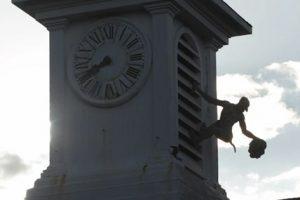 Saint Vincent Guest House Clock Tower