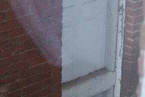 Saint Vincent's Infant Home - Baby Door