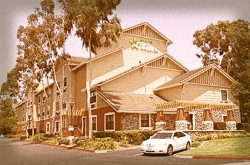 San Dimas Haunted Hotel