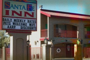 Santa Fe Inn Haunted Hotel