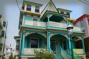 Sea Holly Inn Haunted Hotel