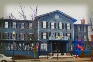 Sherwood Inn Haunted Hotel
