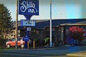 Shilo Inn portland Haunted Hotel