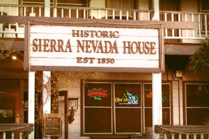 Sierra Nevada House Haunted Hotel
