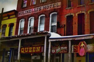 Silver Queen Hotel Haunted Hotel