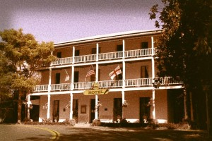 St George Haunted Hotel