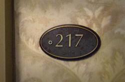 Stanley Hotel Room 217 Steven King's Room