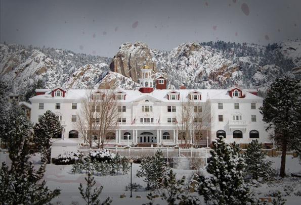 Stanley Hotel - Shining Hotel
