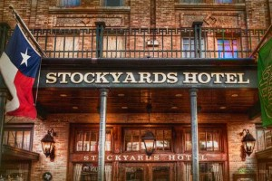 Stockyards Hotel Haunted Hotel