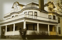 Stone Lion Inn Haunted Hotel
