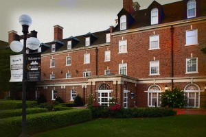 Student Union - Atherton Haunted Hotel