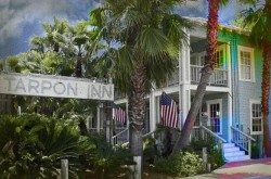Tarpon Inn Haunted Hotel