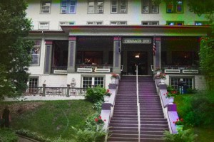 Terrace Inn and 1911 Restaurant Haunted Hotel