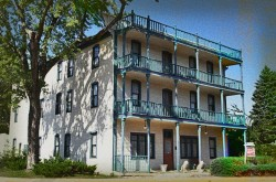 Thayer's Bed and Breakfast Haunted Hotel