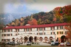 The 1927 Lake Lure Inn and Spa Haunted Hotel