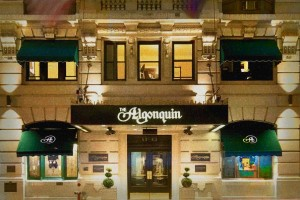 The Algonquin Hotel Haunted Hotel