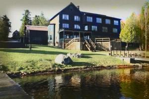 The Big Moose Inn Haunted Hotel
