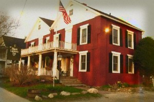 The Black Lantern Inn Haunted Hotel