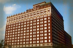 The Brown Hotel Haunted Hotel