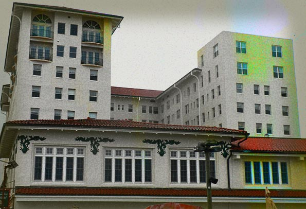 The Flanders Hotel Haunted