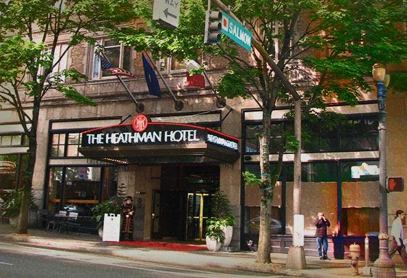 the heathman hotel portland or 2018 worlds best hotels