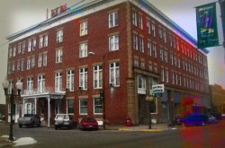 The Historic Lowe Hotel Haunted Hotel
