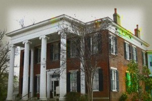The Inn At Hunt-Phelan Haunted Hotel