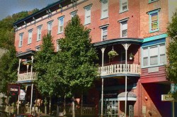 The Inn At Jim Thorpe Haunted Hotel