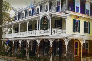The Inn at St. Peter's Village Haunted Hotel
