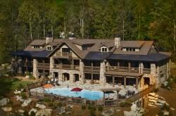 The Lodge on Lake Lure Haunted Hotel