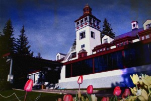 The Lodge Resort and Spa Haunted Hotel