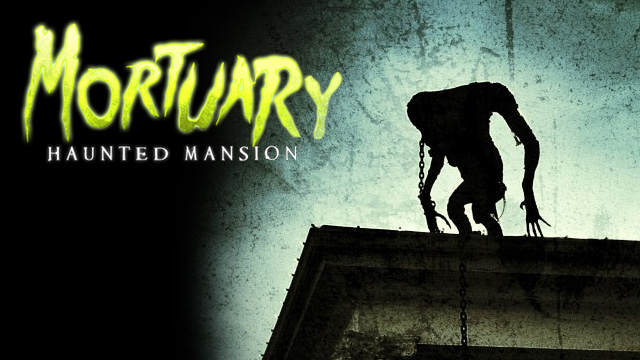 The Mortuary Haunted House in Louisiana