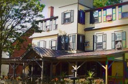 The Norwich Inn Haunted Hotel